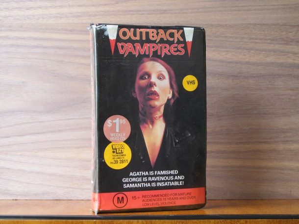Outback Vampires - The Home Cinema Group - Circa 1987
