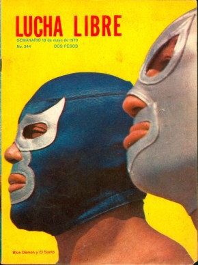 Lucha Libre- The Extended Cut