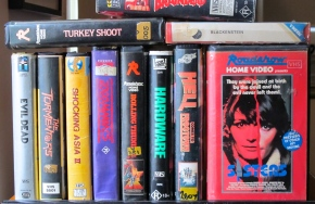 July 20th 2014: For The Love Of The Tape – Cinerarium co-presents VHS Swapmeet! (Part 2: The Legend of Curly's Gold)