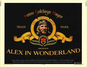 DECEMBER SCREENING: ALEX IN WONDERLAND(1970)